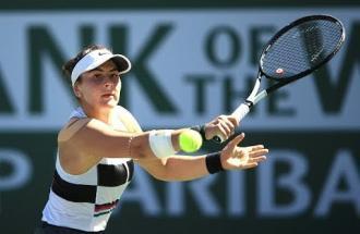 Bianca Andreescu ha incantato Indian Wells