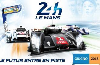 MAURO GENTILE Direttore Comunicazione Porsche, il 24 Ore di Le Mans