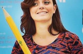PIERPAOLO LA ROSA dal Giffoni Film Festival, ANNALISA SCARRONE