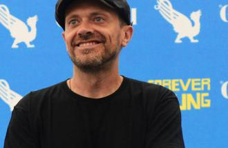 PIERPAOLO LA ROSA dal Giffoni Film Festival, l'arrivo di Darren Criss e MAX PEZZALI