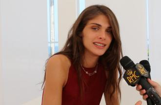 PIERPAOLO LA ROSA dalla 72° Mostra del Cinema di Venezia, la giuria e l'intervista a ELISA SEDNAOUI Madrina della Mostra