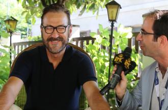 PIERPAOLO LA ROSA dalla 72° Mostra del Cinema di Venezia, intervista a MARCO GIALLINI