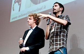 PIERPAOLO LA ROSA dal Milano Film Festival, omaggio a Fassbinder ed intervista a VINCENZO ROSSINI
