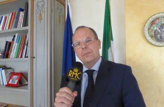 MASSIMO LAVEZZO CASSINELLI Ambasciatore d'Italia a Monaco, la settimana della lingua italiana
