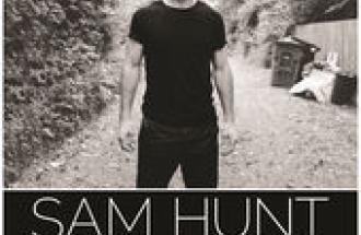 SAM HUNT ospite in studio