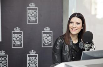 LAURA PAUSINI ospite in studio