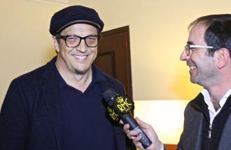 PIERPAOLO LA ROSA con GABRIELE MUCCINO dal Monte Carlo Film Festival de la Comédie