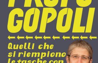 """MARIO GIORDANO Direttore del TG4 e Autore del libro """"Profugopoli. Quelli che si riempiono le tasche con il business degli immigrati"""""""