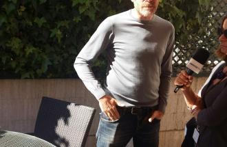 PIERPAOLO LA ROSA dal 69° Festival di Cannes, intervista a VALERIO MASTANDREA