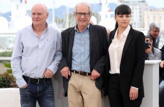 """PIERPAOLO LA ROSA dal 69° Festival di Cannes, il film di Ken Loach """"I, Daniel Blake"""" e intervista a VITTORIO STORARO"""