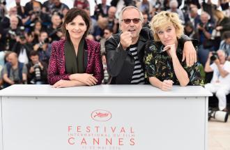 """PIERPAOLO LA ROSA dal 69° Festival di Cannes, il film """"Ma Loute"""" e intervista di MARCO BELLOCCHIO"""