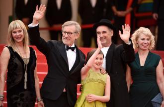 """PIERPAOLO LA ROSA dal 69° Festival di Cannes, proiezione del film di Spielberg """"The Bfg"""" e intervista di PAOLO VIRZI"""