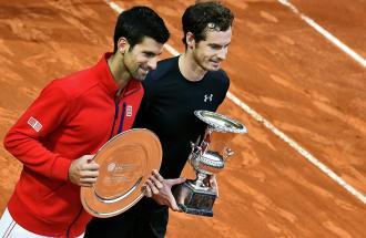 MARCO MENESCHINCHERI di Supertennis tv, Internazionali di Tennis Roma: la vittoria di Andy Murray contro Djokovic