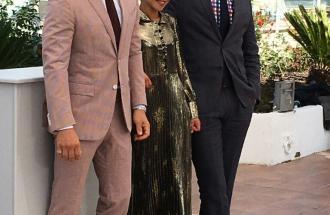"""PIERPAOLO LA ROSA dal 69° Festival di Cannes, il film """"Loving"""""""