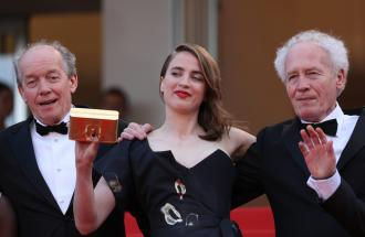 """PIERPAOLO LA ROSA dal 69° Festival di Cannes, ultimo film dei fratelli Dardenne """"La fille inconnue"""" e intervista a DAPHNE SCOCCIA"""