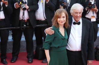 """PIERPAOLO LA ROSA dal 69° Festival di Cannes, il film """"Elle"""" e il """"palmarès"""""""