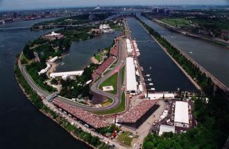 PAOLO CICCARONE, il GP di F1 del Canada a Montreal