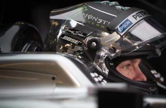 PAOLO CICCARONE, Rosberg penalizzato per un'informazione radio nel Gran Premio di Gran Bretagna