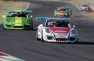 MAURO GENTILE Direttore e PR Comunicazione Porsche Italia, il porsche carrera cup del Mugello