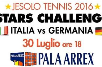 POTITO STARACE, Jesolo Tennis 2016-Stars Challenge