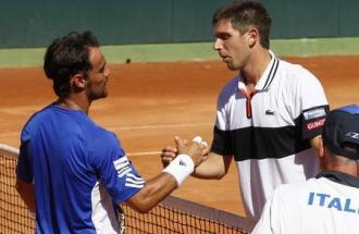 MARCO MENESCHINCHERI di Supertennis.tv, Coppa Davis 2016: Fognini perde contro Delbonis