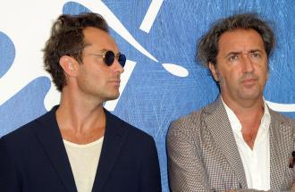 """PIERPAOLO LA ROSA dalla 73° Mostra del Cinema di Venezia, il film """"The young pope"""""""