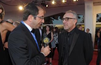 PIERPAOLO LA ROSA dalla 73° Mostra del Cinema di Venezia, intervista a SILVIO ORLANDO