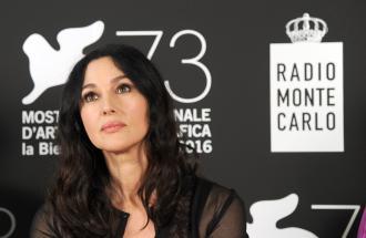 PIERPAOLO LA ROSA dalla 73° Mostra del Cinema di Venezia, intervista a MONICA BELLUCCI