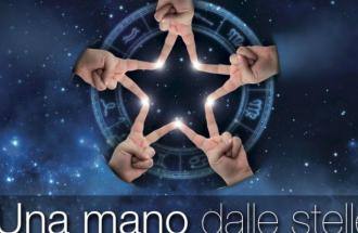"ANTONIO CAPITANI Astrologo per Vanity Fair, l'iniziativa ""una mano dalle stelle"""