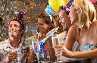 CSABA DALLA ZORZA Scrittrice ed Esperta di buone maniere, come comportarci da padroni di casa se si decide di dare un party