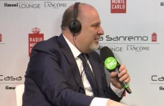 VINCENZO RUSSOLILLO Patron di Casa Sanremo, l'importanza della diretta radiofonica dal Festival
