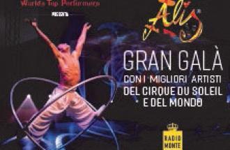 "GIANPIERO GARELLI Show Director di ""Le Cirque World's Top Performers"""