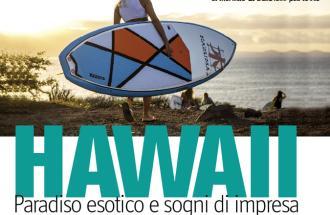 SILVIA MESSA Giornalista del mensile Millionaire, fare impresa alle Hawaii