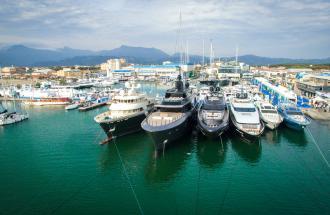 EDOARDO TABACCHI Vice Presidente di Perini Navi da Viareggio, Versilia Yachting