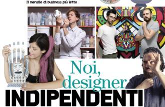 TIZIANA TRIPEPI Giornalista della rivista di Millionaire, il design indipendente