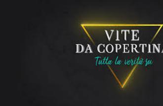 """ANDREA CARPINTERI Commentatore e Web Influenzer, il programma televisivo """"Vite da copertina"""""""
