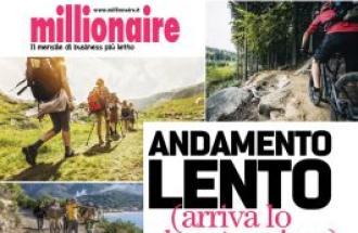 SILVIA MESSA di Millionaire, lo slow tourism