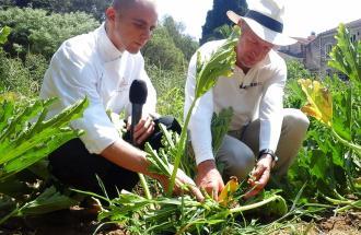 PAOLO SARI Bio Chef, Chefs love the Planet