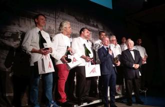 PAOLO SARI Bio Chef, il gala di chiusura della Route du Goût
