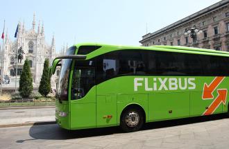 """LUCIA INGROSSO di Millionaire, """"flixBus"""" trasporti low cost"""