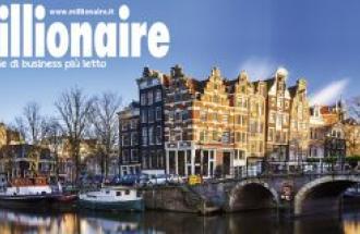 TIZIANA TRIPEPI di Millionaire, Amsterdam città di opportunità