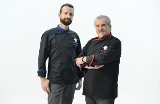 DAVIDE CIPOLLA della pasticceria Afa di Palermo vincitrice di Best Bakery alla finalissima di ieri