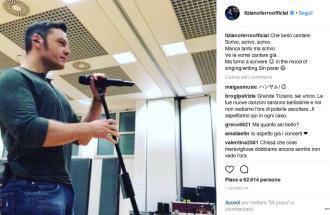Tiziano Ferro: il nuovo album è già pronto!