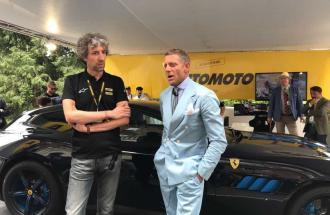 LAPO ELKANN dal Salone dell'auto di Torino