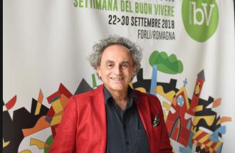 Settimana del Buon Vivere: Ugo Nespolo crea l'immagine per il 2018