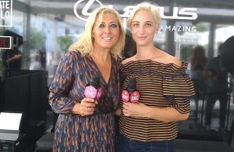 Francesca Inaudi e Rosaria Renna