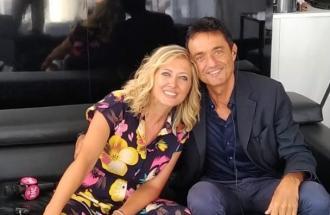 Giulio Base e Rosaria Renna
