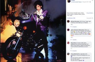 Prince: fan indignati per lo spot di una banca