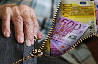 Gli effetti della Quota 100: una pensione più bassa del 30%.