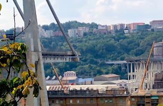 Genova, c'è il decreto per la ricostruzione, dubbi sulla cordata Salini-Fincantieri.
